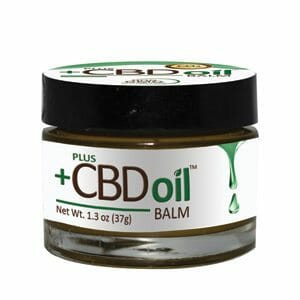 Plus CBD Salve