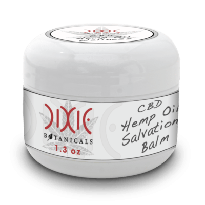 Dixie Salvation CBD Balm