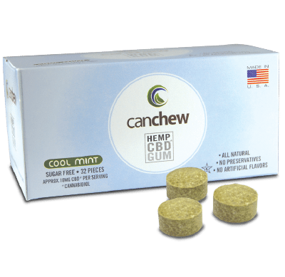canChew Hemp CBD GumPack