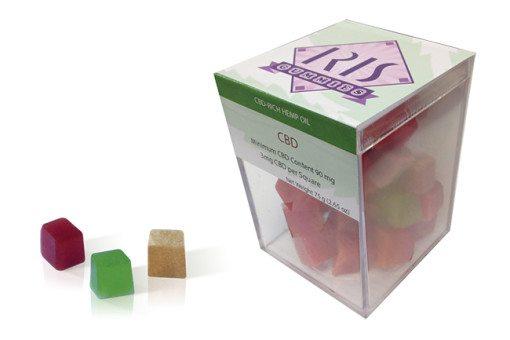 Iris Edibles CBD Gummies