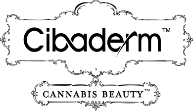 Cibaderm Cannabis Beauty CBD Products Logo