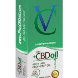 Plus CBD Oil 10g green