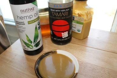 Hemp and Honey Mustard Salad Dressing Recipe