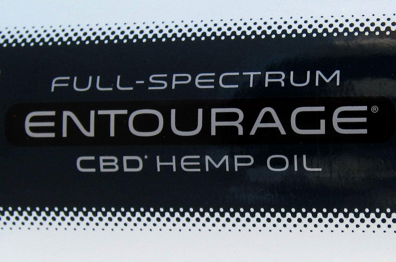 Entourage CBD logo