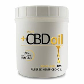 Bulk CBD Gold Oil