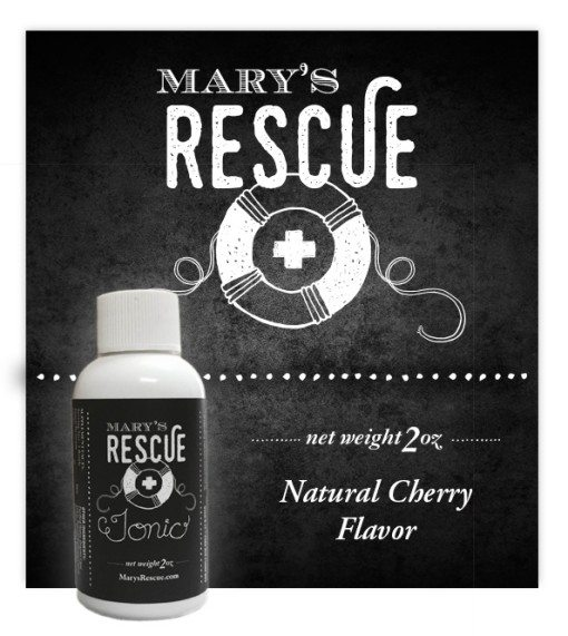 Mary's Nutritionals Mary's Rescue Natural Cherry