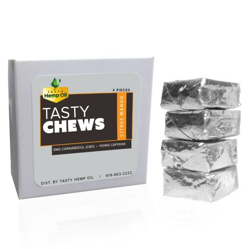 Tasty Chews CBD Edible Energy Chew