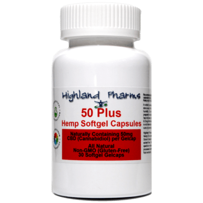 Pure Hemp CBD Oil Softgels mg - Pure Hemp Botanicals