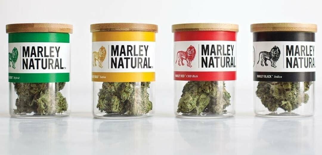Bob Marley Branded Cannabis Hitting The Market