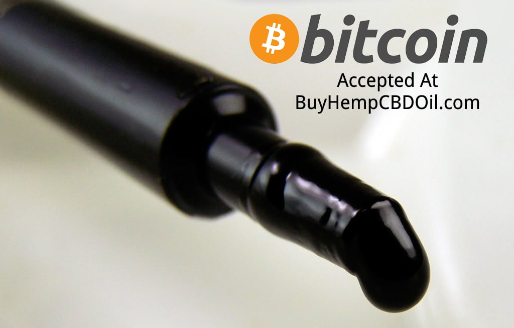 Buy CBD Oil With Bitcoin: Where and How To?