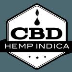 CBD Hemp Indica Logo