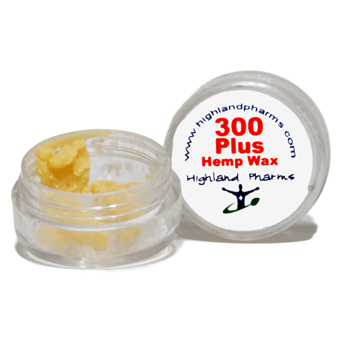 Highland Pharms HP300 30% CBD Wax