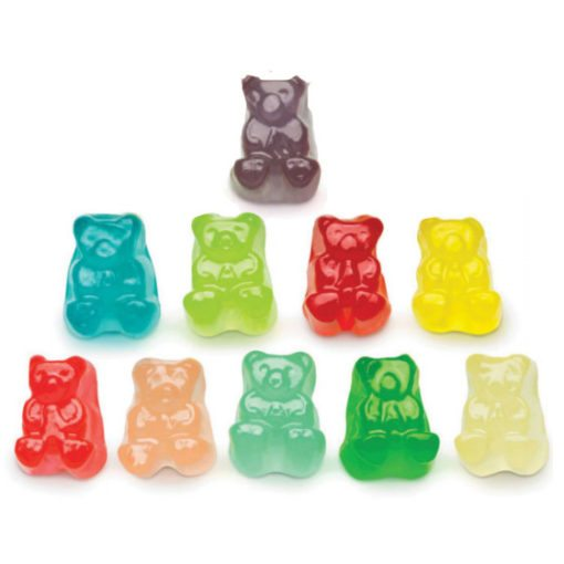 Hemp Remedies, CBD Gummies