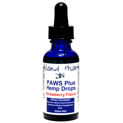 Highland Pharms CBD Drops For Pets