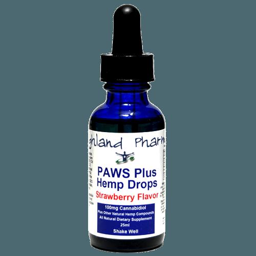 Highland Pharms CBD Drops For Pets