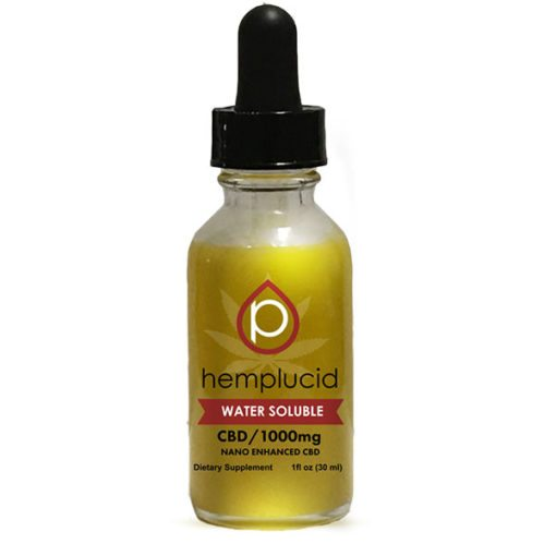 hemplucid water soluble 1000mg